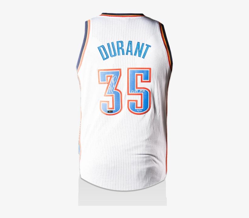 Oklahoma City Thunder Jersey - Sports Jersey, transparent png #7781854