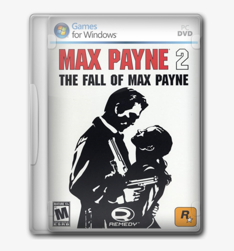 Max Payne 2 The Fall Of Max Payne Pc, transparent png #7781926
