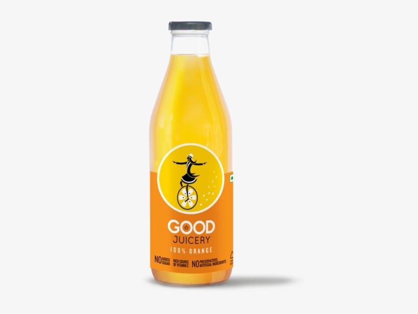100% Orange Juice - Ceres Fruit Juices Juice India, transparent png #7784767