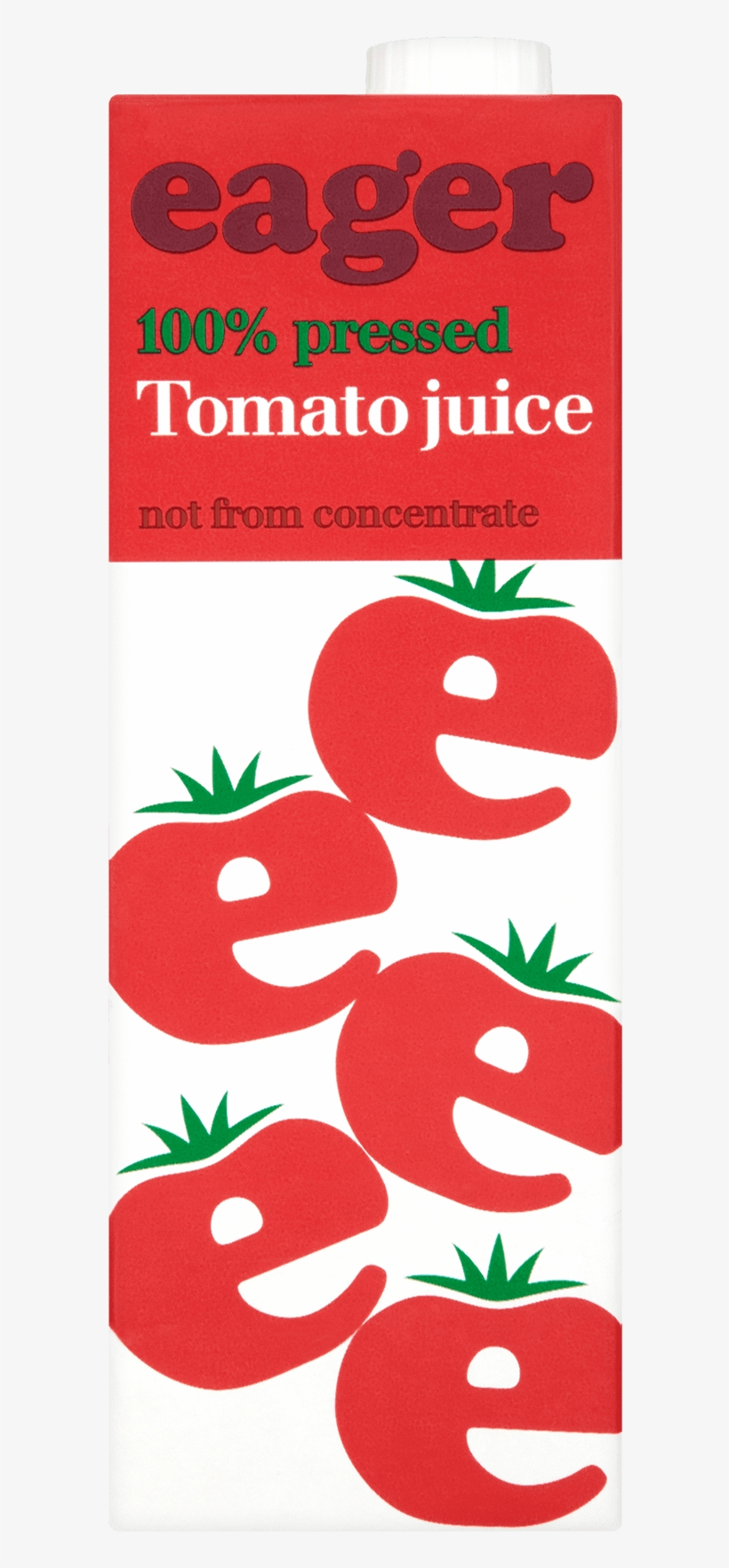 Tomato Juice - Eager Tomato Juice, transparent png #7785067