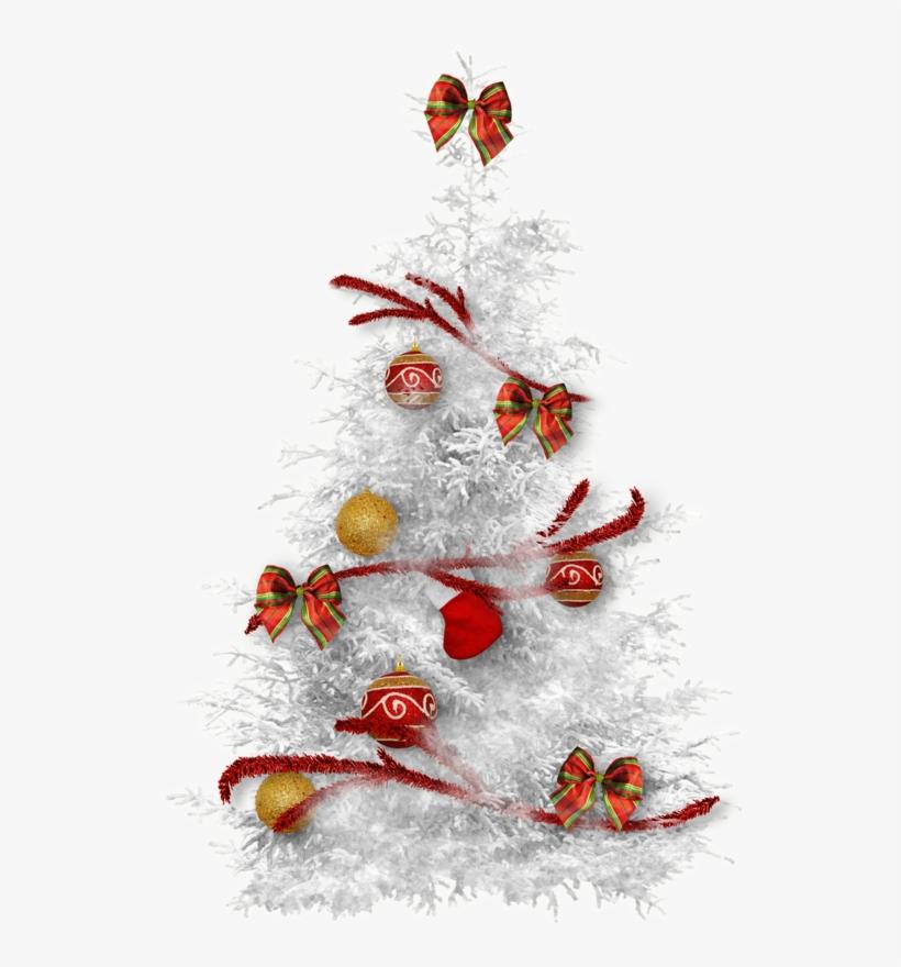 Christmas Clipart, Christmas Lights, Merry Christmas, - Christmas Tree, transparent png #7785244