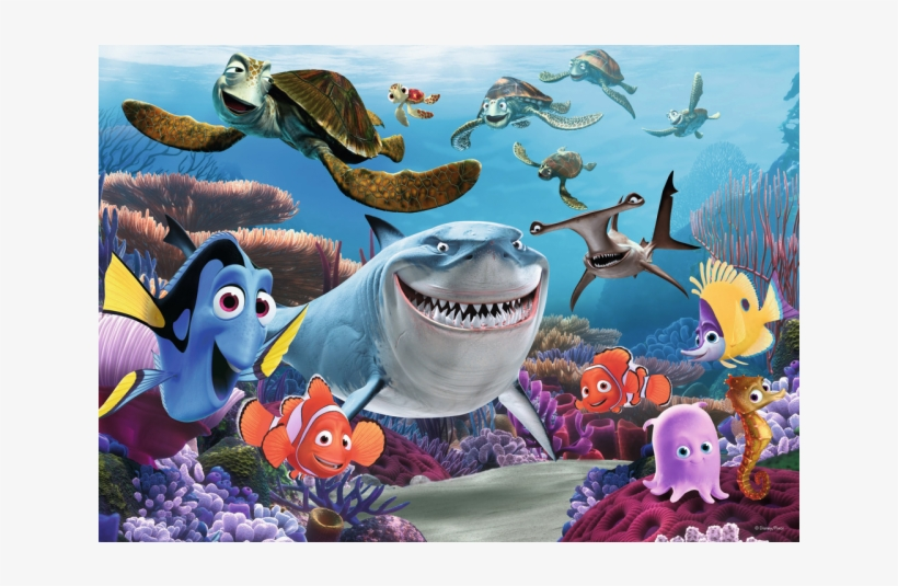 Smile - Finding Nemo Disney Planes, transparent png #7786107