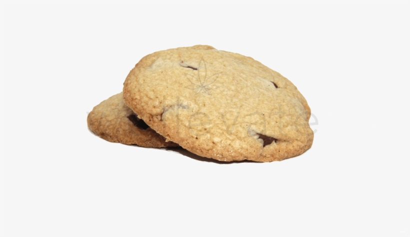 Chocolate Chip Cookie - Peanut Butter Cookie, transparent png #7786162