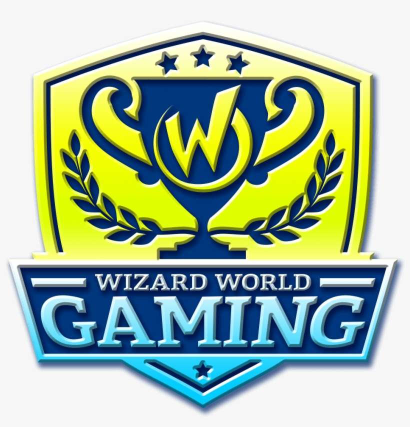 Wizard World Gaming To Move Debut To Portland, February - Wizard World Gaming Logo, transparent png #7788226