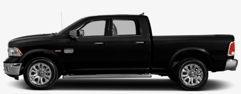2018 Ram 1500 Exterior Side View - 2019 Dodge Ram Side View, transparent png #7789236