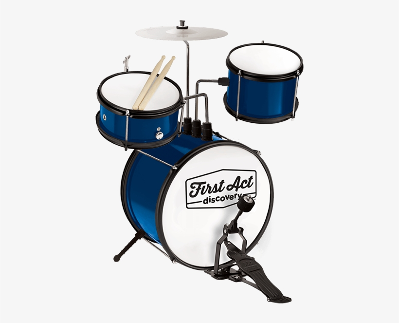 First Act Discovery Drum Set, transparent png #780371