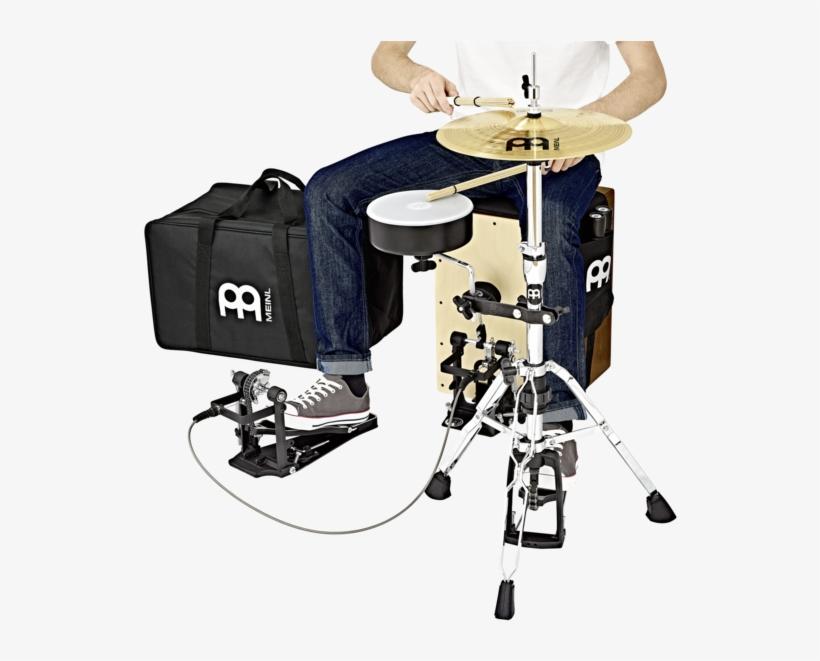 Cajon Drum Set Cajon Drum Set - Meinl Cajon Drum Set Caj-drumset, transparent png #781914