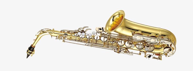Saxaphone - Yamaha Yamaha Yas-26 Alto Saxophone Gold, transparent png #781930