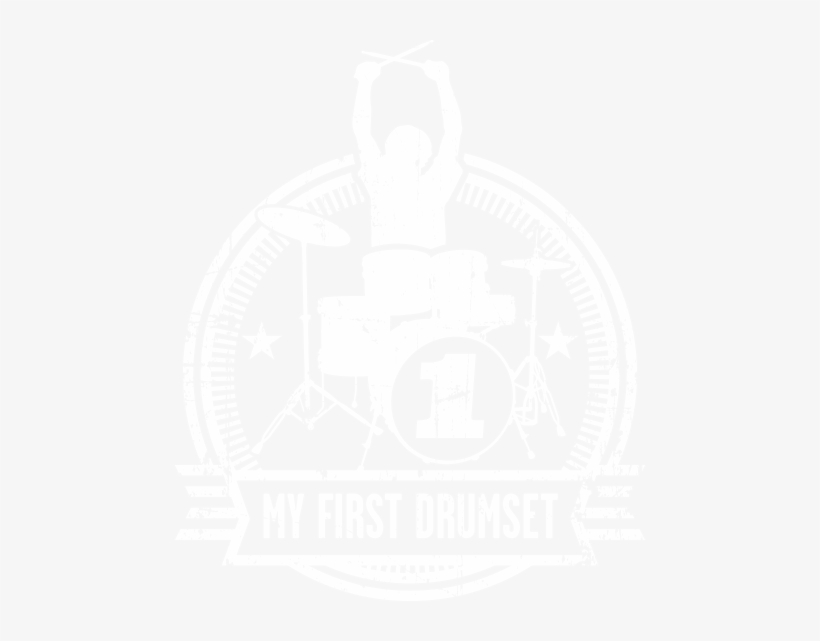 Pearl Drums My First Drumset - Drum Set Logo, transparent png #781933