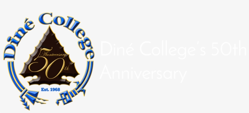 Diné College's 50th Anniversary - Dine College 50th Anniversary, transparent png #786854