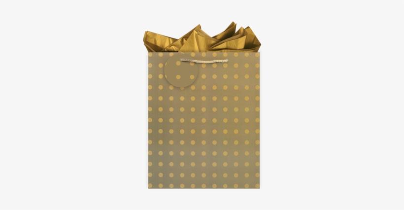 ' Image - Metalloid Medium Gift Bag, transparent png #787394
