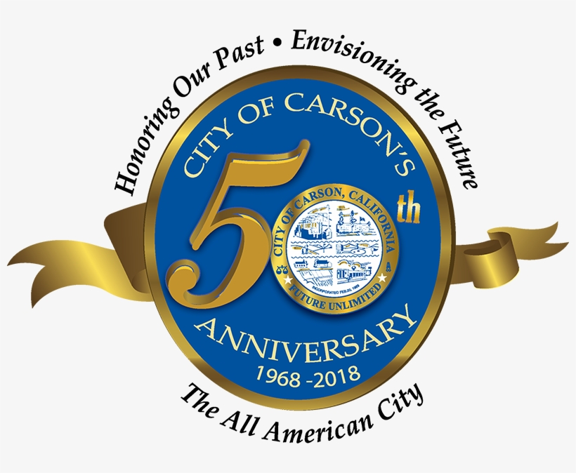 50th Anniversary Engraved Bricks - City Of Carson 50th Anniversary, transparent png #787701