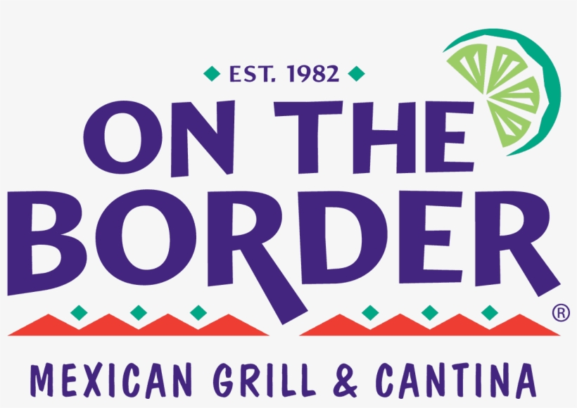 On The Border - Border Mexican Grill Logo, transparent png #789948