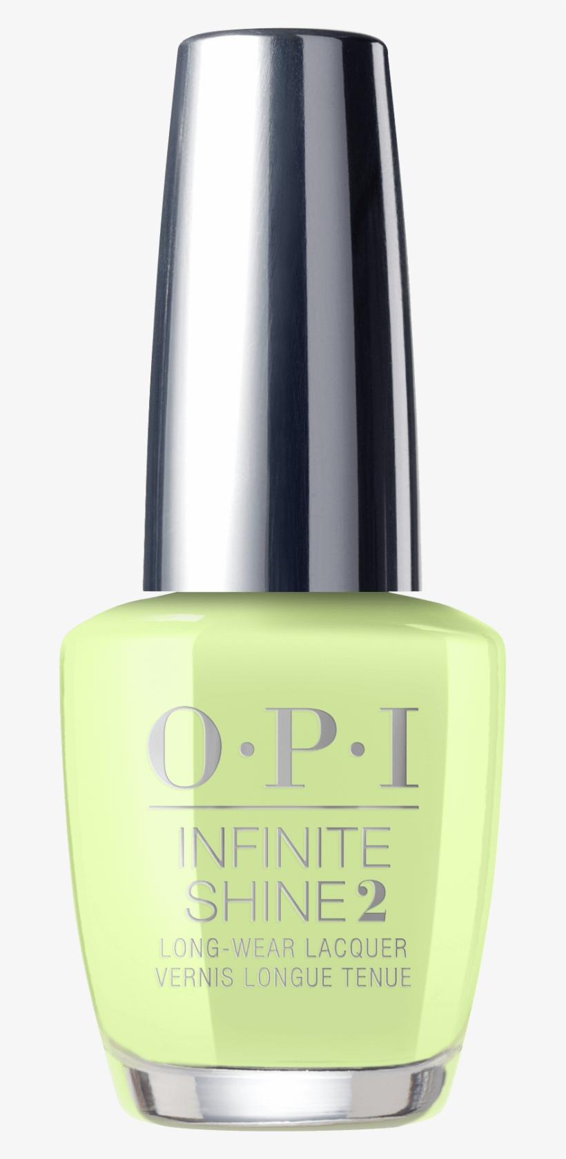 Opi Tokyo Collection Infinite Shine How Does Your Zen - Opi Tinker Tinker Winker, transparent png #7810294