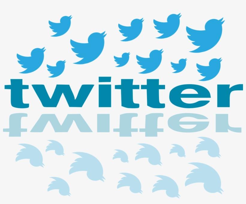 Logo Twitter - Redes Sociales En Twitter, transparent png #7811206