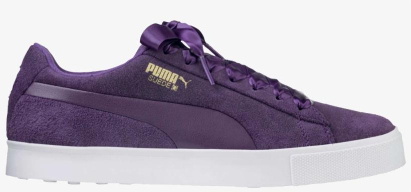Images - Puma Men's Suede G Golf Shoes, transparent png #7812530