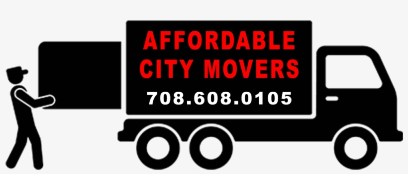 We Are Chicago Movers Who Care About Your Valuable - Sign, transparent png #7823145