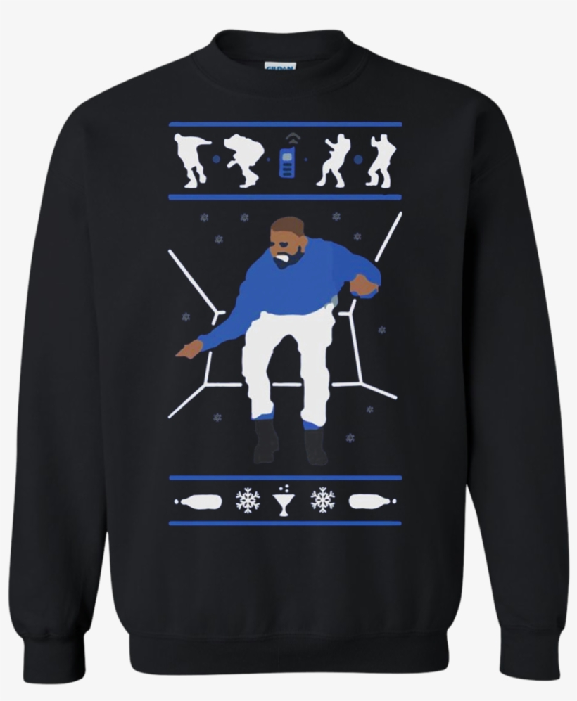 cd33ec80b Shop from unique christmas drake hotline drake christmas sweater  transparent png png 820x997 Drawn christmas sweaters