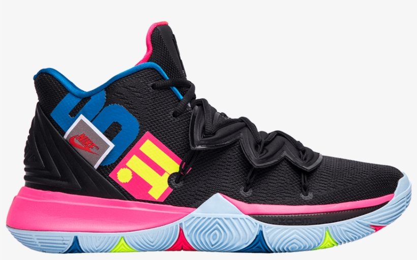 outlet store 23b94 5467d Nike Kyrie 5 Just Do It - Just Do It Kyrie 5, transparent png