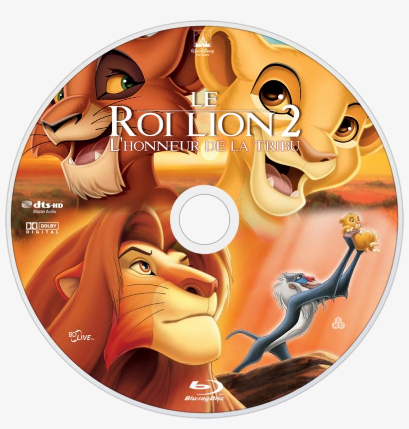 Ii Simba S - Disney Lion King 2 Dvd, transparent png #7835319