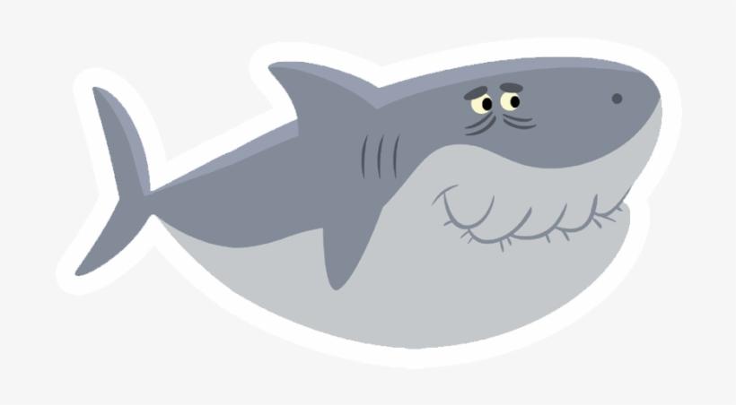Free Printable Baby Shark Pinkfong Birthday Invitation - Baby Shark Grandpa Shark, transparent png #7840135