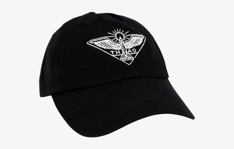 Bird Of Prey Panel Hat - Wolf Dad Hat, transparent png #7840735