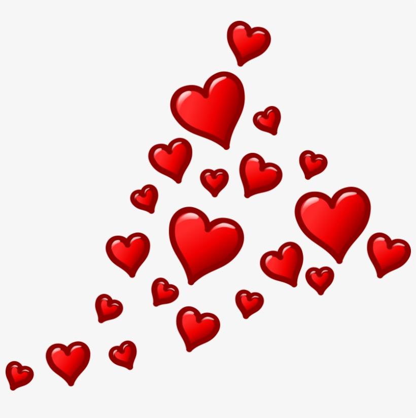 Hearts Png Floating Transparent Corazon Dia De La Madre Png Free
