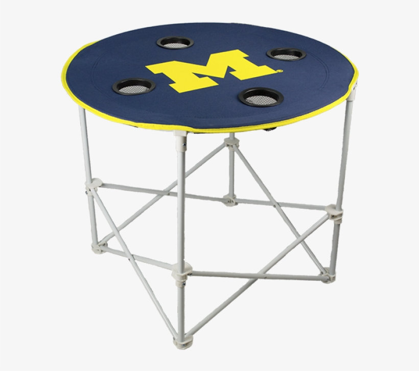 Um Round Folding Table - Table, transparent png #7842470