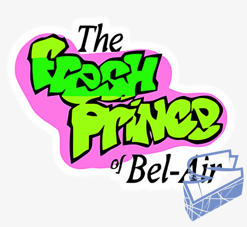 Carlton Banks The Fresh Prince Of Belair Fandom - Fresh Prince Logo Png, transparent png #7843486