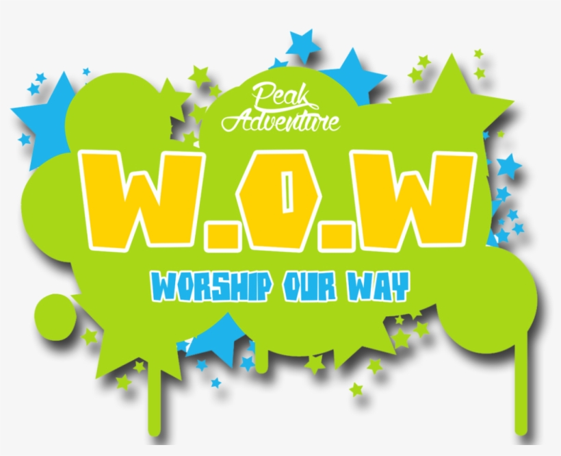 For Our Exciting New Kids Worship Hour Followed By - Graphic Design, transparent png #7857532