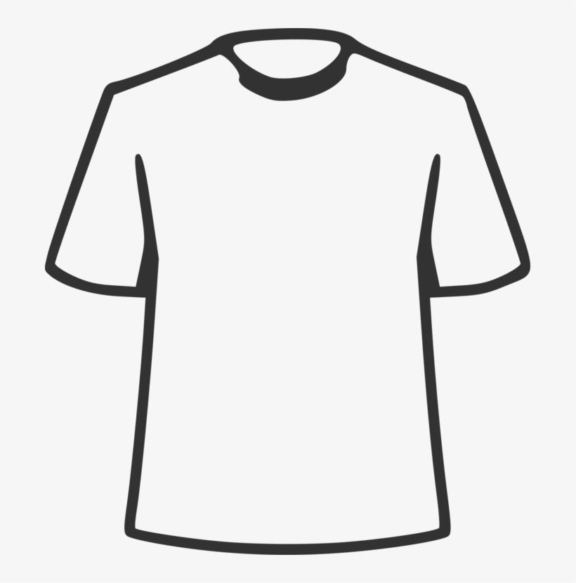 white t shirt clip art