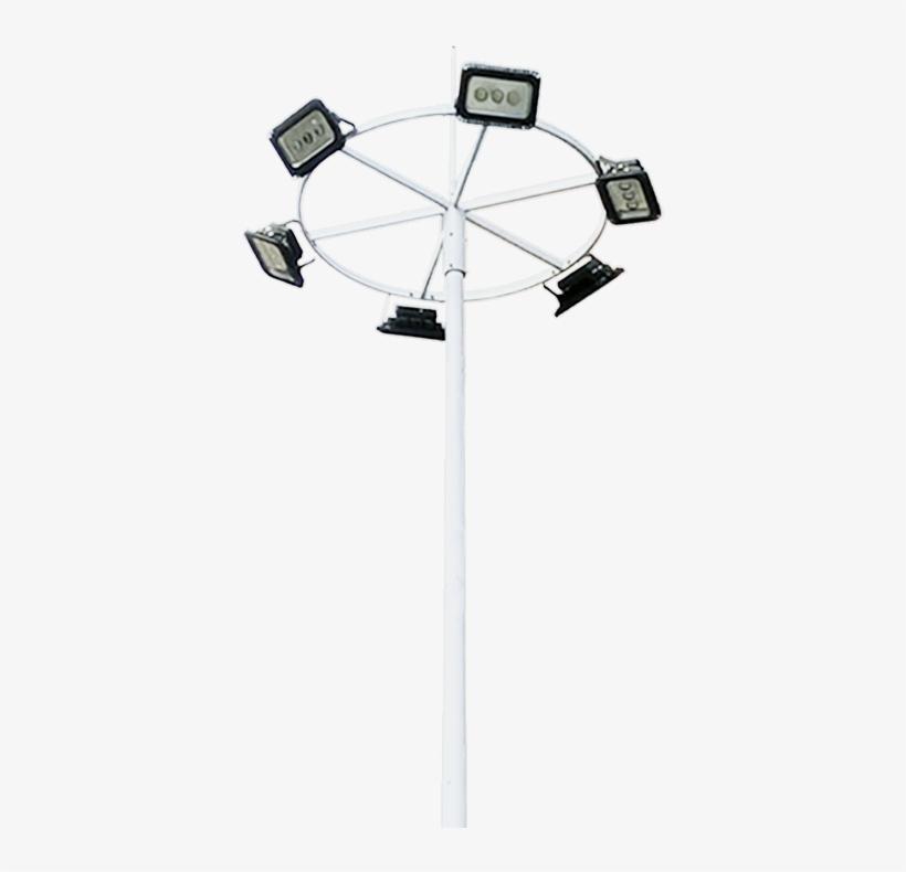 2015 Treated Telescopic Cctv Camera Mast Pole For Africa - Street Light, transparent png #7862219