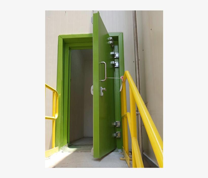 Blast Resistant Steel Door - Blast Proof Shutter Doors - Free