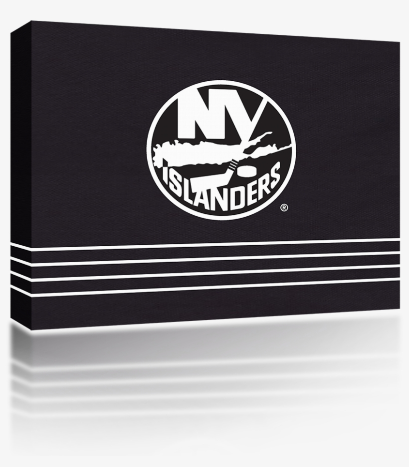 New York Islanders Decal, transparent png #7866015