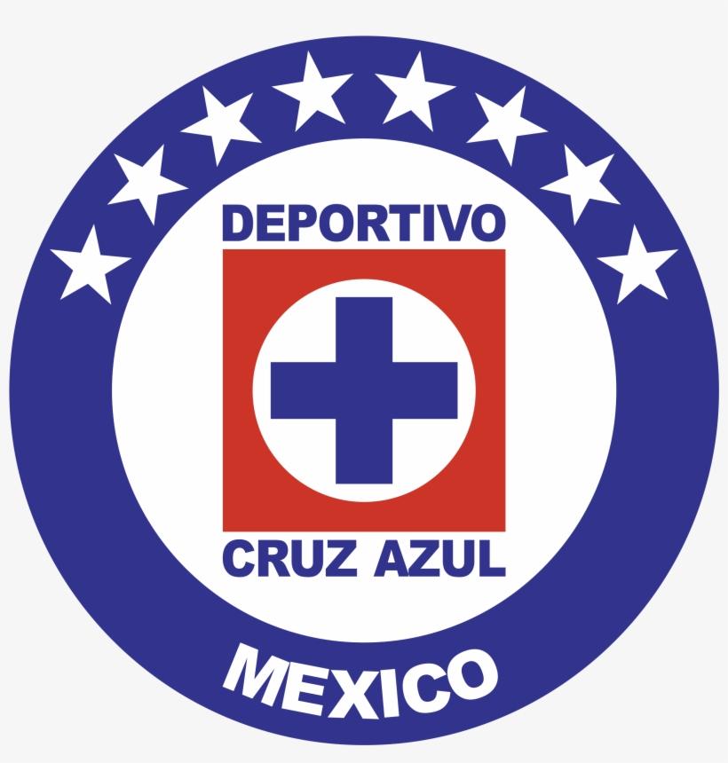 Cruz Azul 7935 Logo Png Transparent - Soccer Cruz Azul Logo, transparent png #7866459