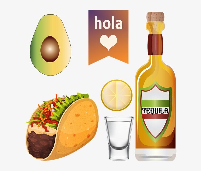Taco Tuesday, Tequila, Avocado, Taco, Me, Mexican - Taco, transparent png #7886146