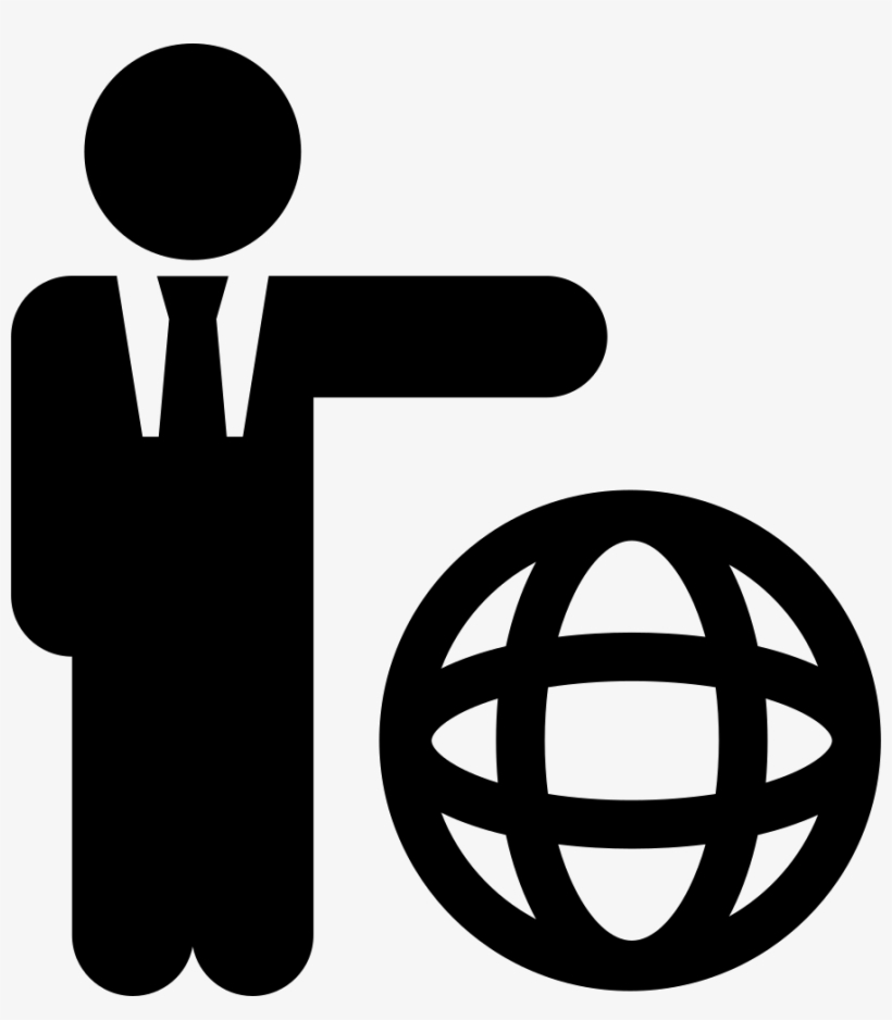 Png File Svg - Business World Icon, transparent png #7886402