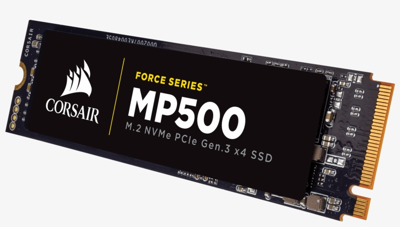 Corsair Has Released Three M - Corsair Mp500, transparent png #7887467