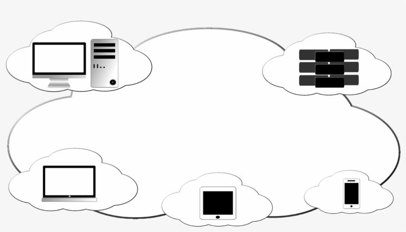 What Is Cloud Computing - Cloud Computing, transparent png #7891702