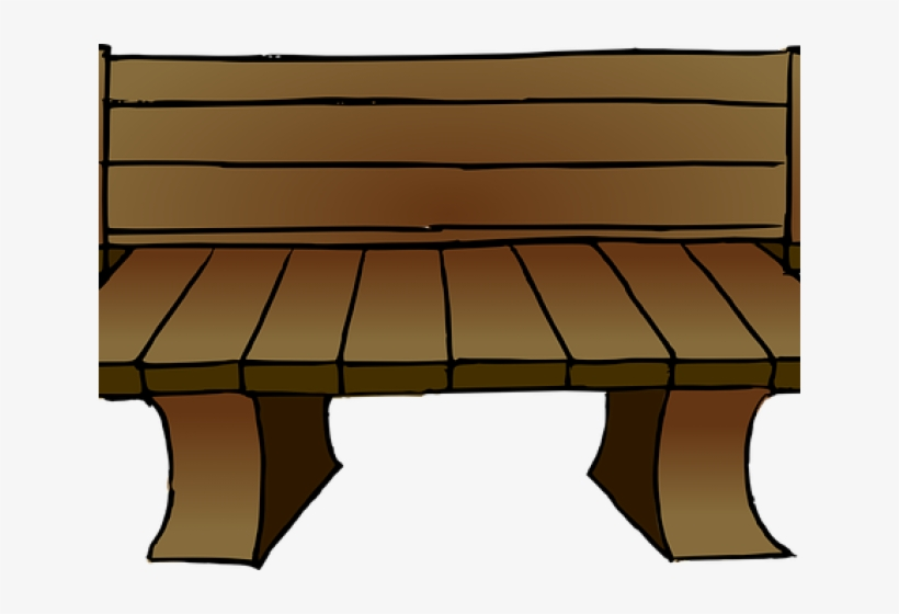 Sofa Clipart Wooden Sofa Bench Clip Art Free Transparent Png