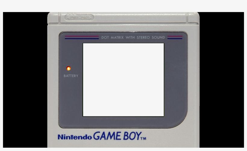 1 Nintendo Gameboy (original) Gray Working Game Boy, transparent png #790045
