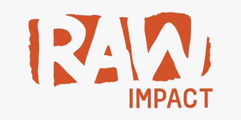 Raw Impact Logo, transparent png #791921