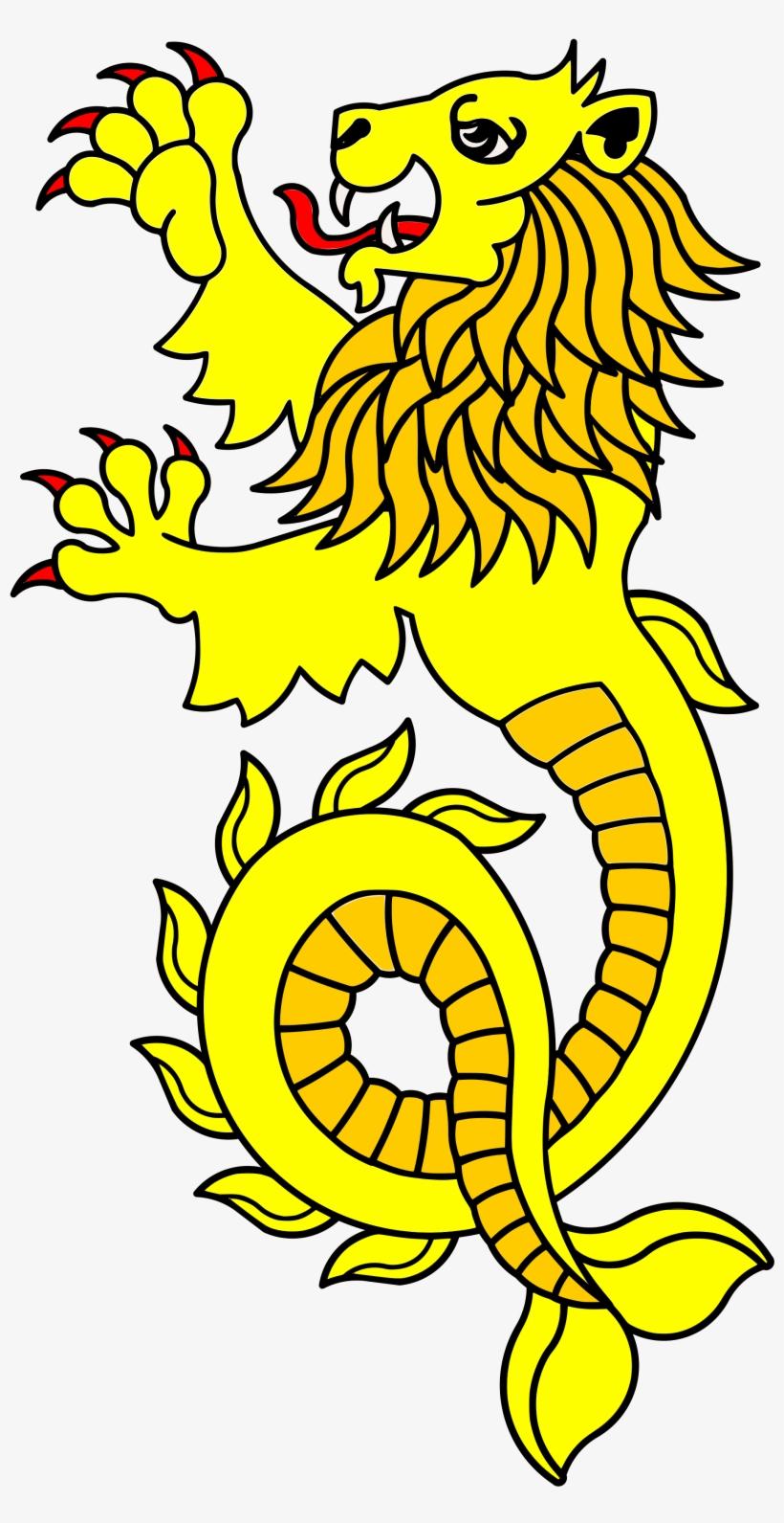 Open - Sea Lion Coat Of Arms, transparent png #795507