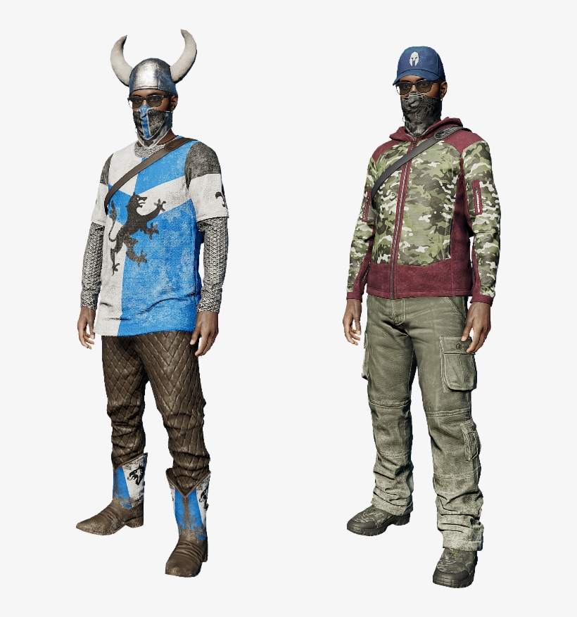 New Ubisoft Club Rewards Two New Outfits Will Be Available - Watch Dogs 2 All Ubisoft Rewards, transparent png #798490