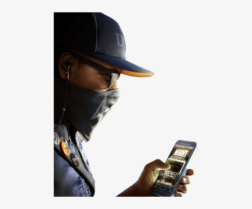 Download Png - Watch Dogs 2 Deluxe Edition Ps4, transparent png #798787