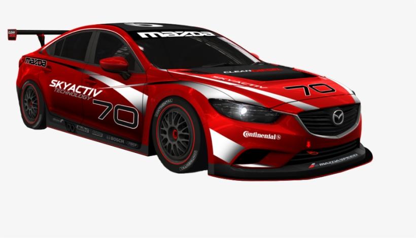 Race Car Png Photo - 2015 Mazda 6 Race Car, transparent png #799503