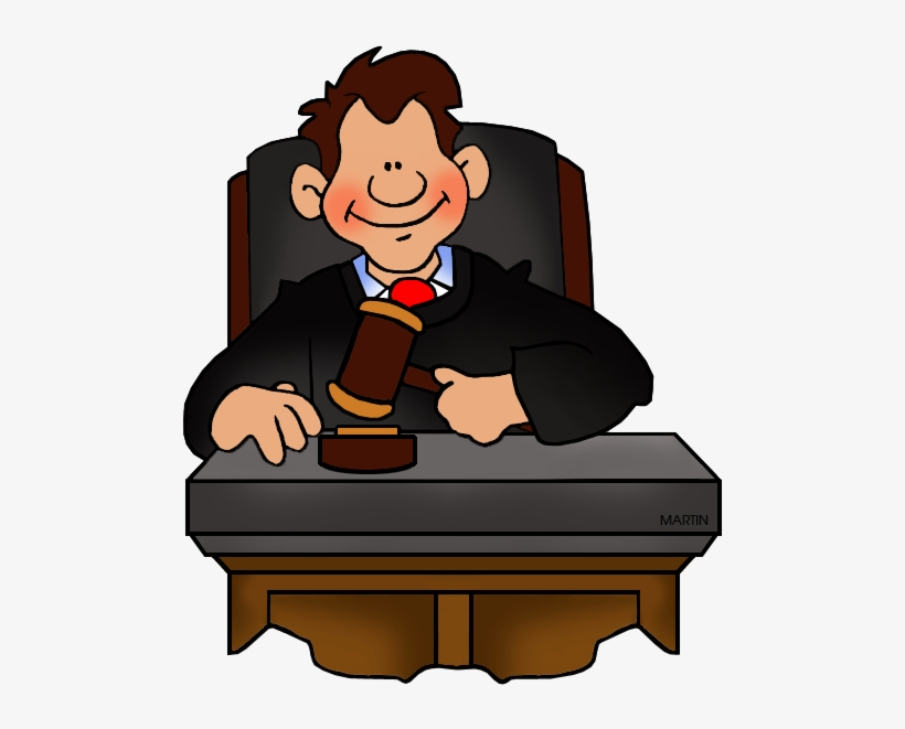 Jpg Freeuse Download Collection Of A High Quality Free - Judge Clipart, transparent png #7908579