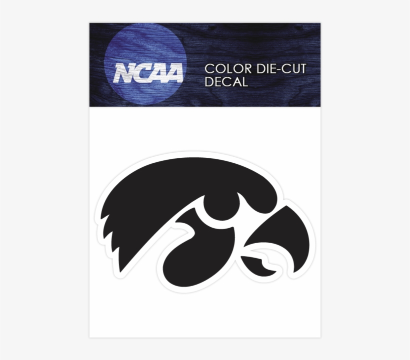 Iowa Hawkeyes Alternate 1979-present Logo Ncaa Die - University Of Iowa Banner, transparent png #7920861