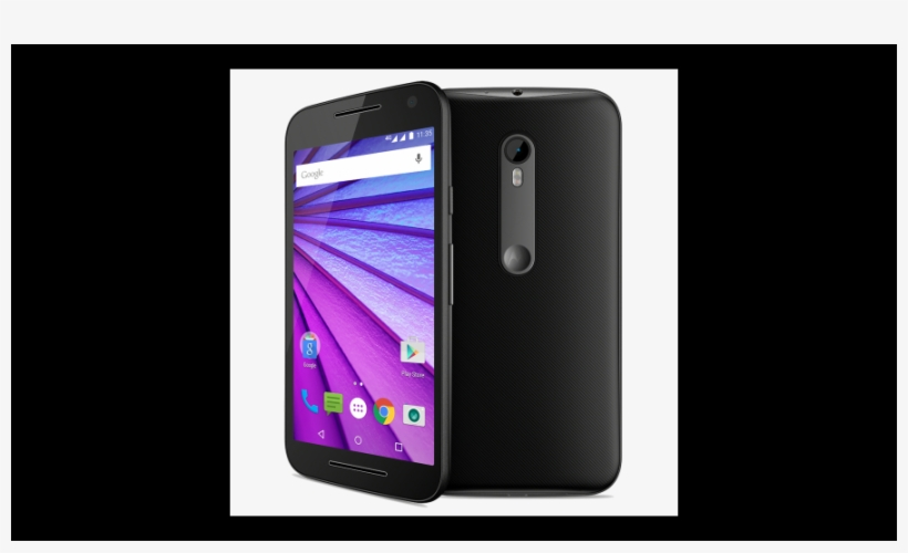 Telenor Exclusively Offers The Long-awaited Motorola - Moto G 3 Mobile, transparent png #7925789