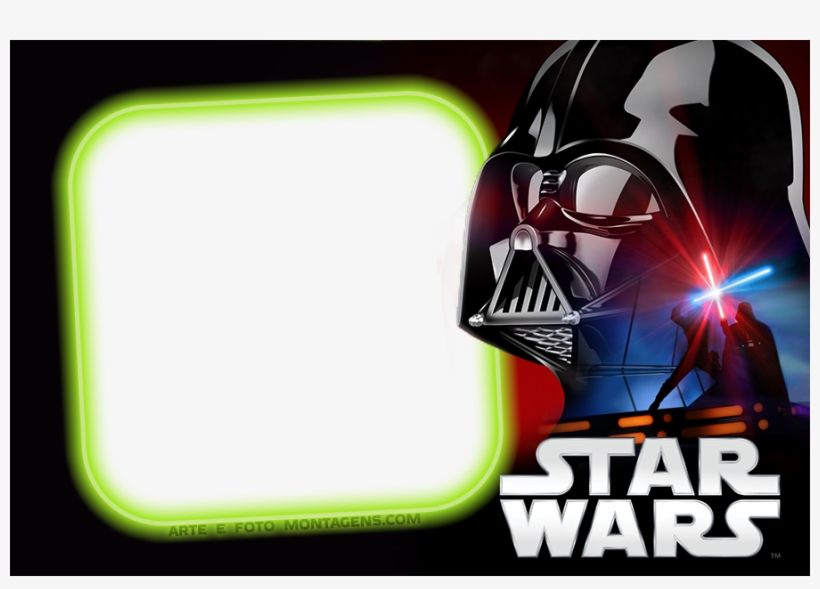 Convite Star Wars Png - Star Wars Movie Collection, transparent png #7926776
